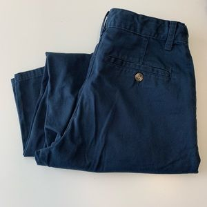 Basic Editions blue pants 12H (husky)